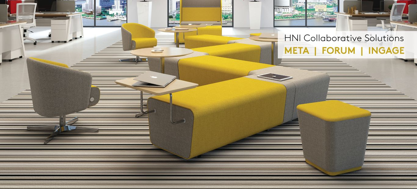 Premium Office Furniture Manufacturer Brand | HNI India