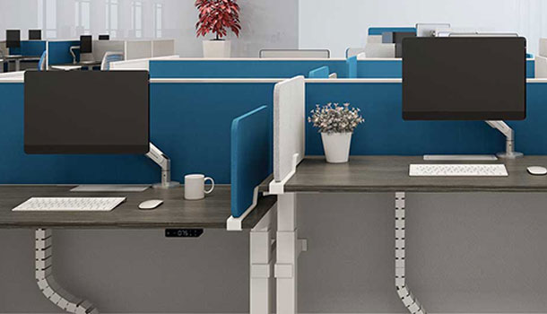 Avail Functional Versatility Height Adjustable Desk
