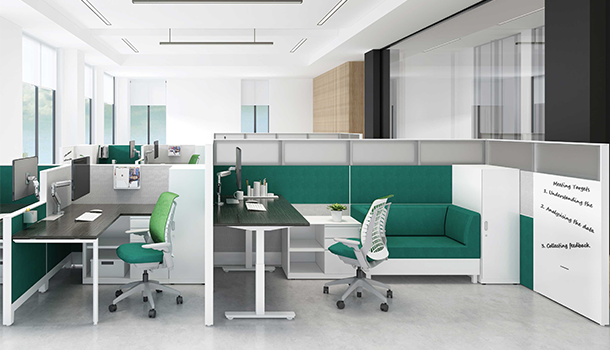 Collaborative Furniture By HNI India