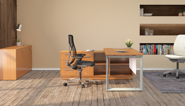 Nument Office Furniture By HNI India